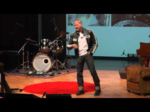 TEDxPortland 2011 - Tinker Hatfield
