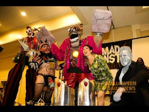 Mad Monster Party 2013 - YouTube