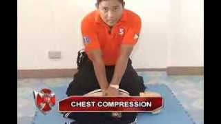 RESCUE 5 : CHEST COMPRESSION ONLINE FIRST AID