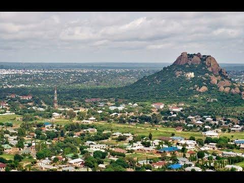 Dodoma - Capital da Tanzânia