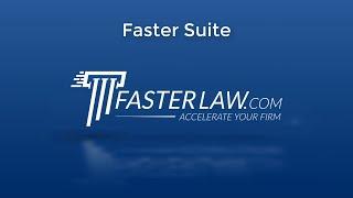 Faster Suite Promo v4