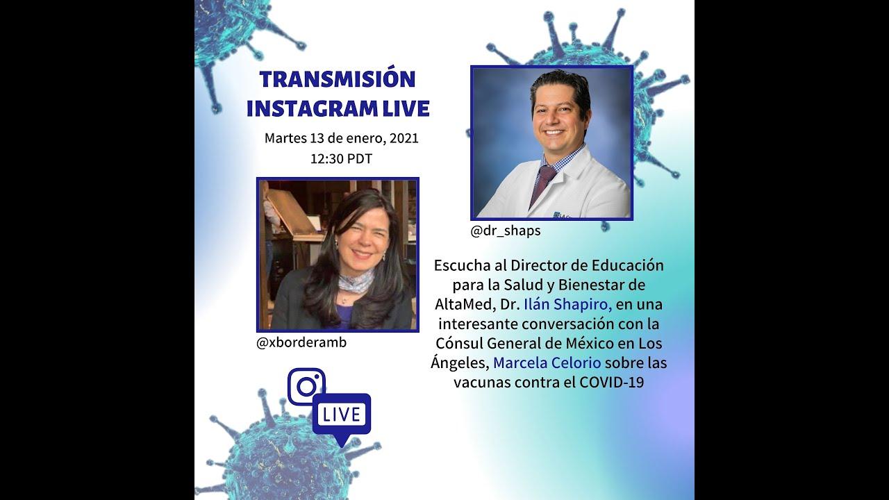 Conversacion con el Dr. Ilan Shapiro 13 de enero