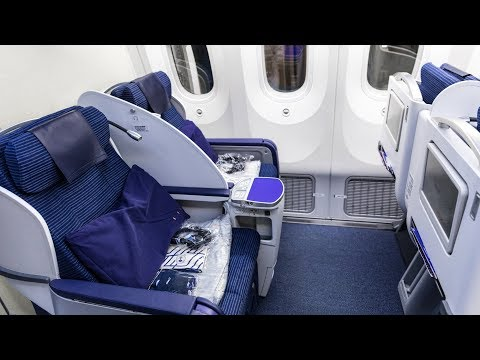 TRIP REPORT - ANA 787-8 BUSINESS CRADLE - Tokyo to Vancouver