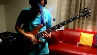 Bass Cover: Mudvayne - Pharmaecopia