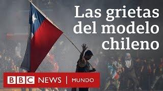 Protestas en Chile: las grietas del modelo económico chileno