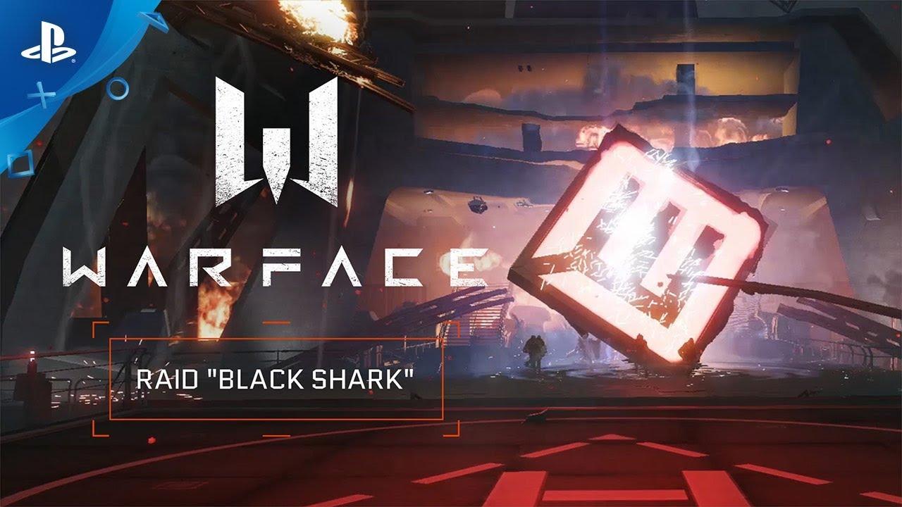 Warface - Raid