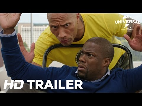 Central Intelligence –  1 Universal Pictures
