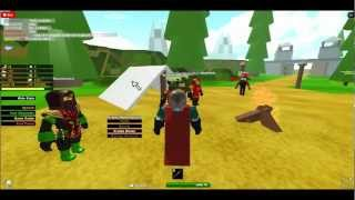 crazy weapon glich on two ppl roblox