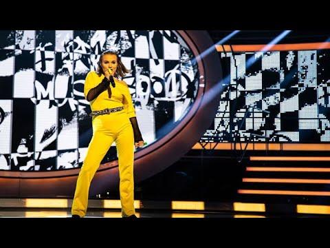 Vanja Engström: So what - Pink - Idol Sverige TV4