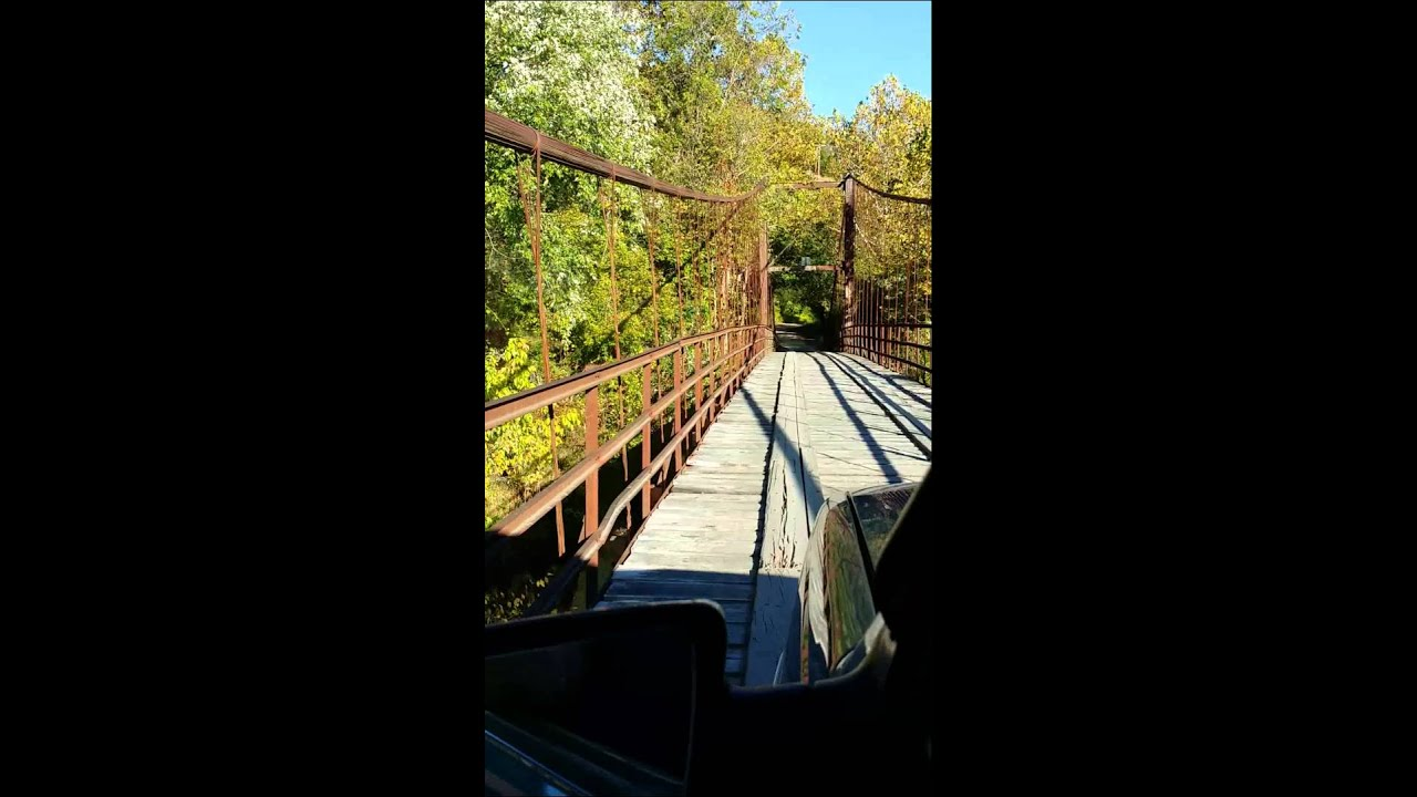 Recommend auglaize swinging bridge