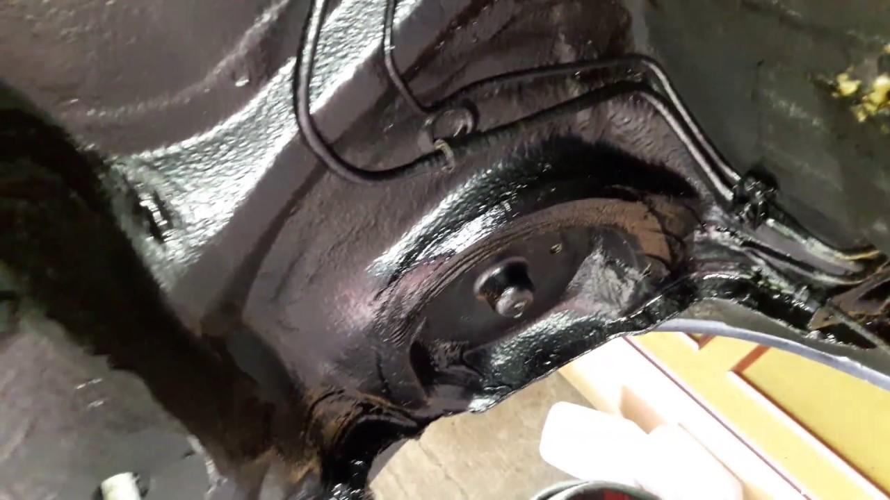BMW E46 remont tylnego zawieszenia i nie tylko. #1