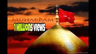 Hum Din Ka Jhanda Gade Ge Mohram Special 1M Views