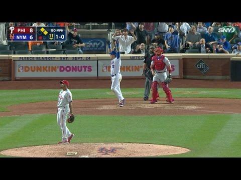 Asdrubal Cabrera delivers a walk-off home run, and an AMAZIN' bat flip!