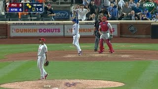 Asdrubal Cabrera delivers a walk-off home run, and an AMAZIN' bat flip!