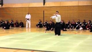 Chris Francis 4th Degree Black Belt Grading. White Dragon Zen Do Kai
