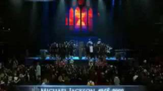 Michael Jackson Memorial - Opening Song- Going to see The King