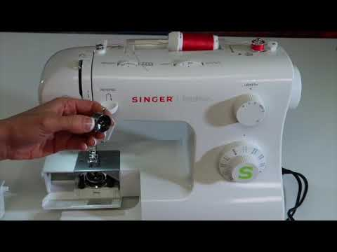 Singer Tradition 2277 3 Threading & Winding the Bobbin