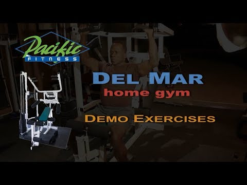 Dr Gene James- Pacific Fitness Del Mar Home Gym