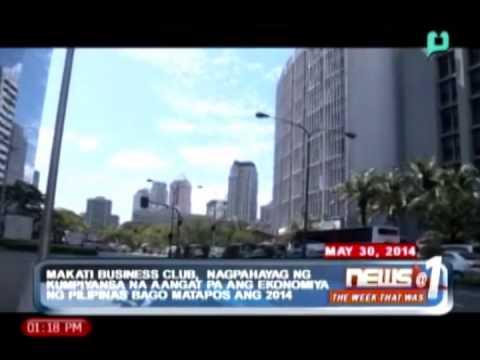 Makati Business Club, nagpahayag ng kumpiyansa na aangat pa ang ekonomiya ng Pilipinas