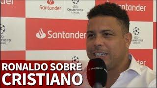 Ronaldo y la sorprendente respuesta sobre la salida de Cristiano | Diario AS