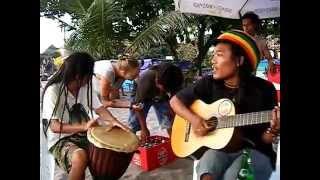This man is awesome Bali Semyniak Reggae N°1