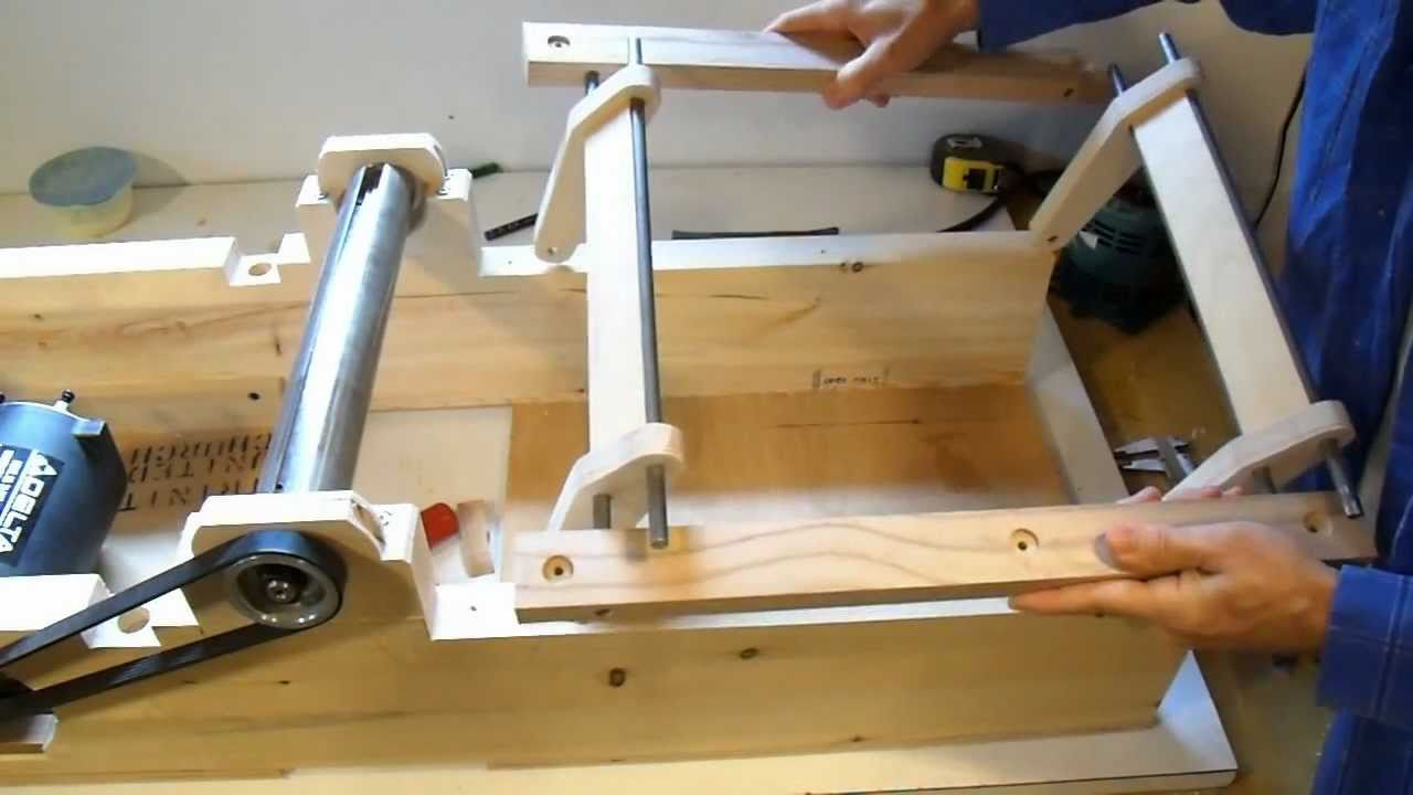 Homemade jointer build youtube Building design tool