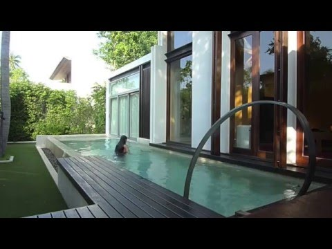 W Retreat Resort Koh Samui, Thailand – Room Tour