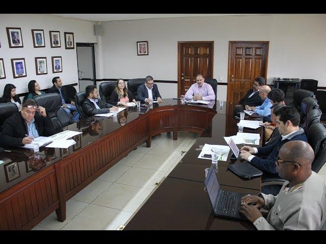 Reunión Comisión Interinstitucional de Agronegocios