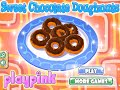 Sweet Chocolate Doughnuts- Fun Online Cooking Games for Girls Kids Teens