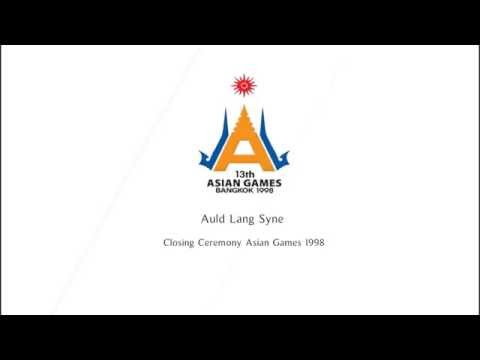 Auld Lang Syne - Asian Game 1998