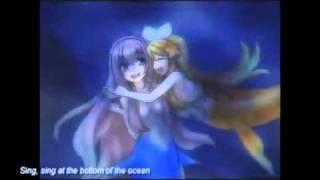 【COVER】 The Little Mermaid 人魚姫 - Megurine Luka