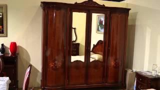 Румынская мебель - Выставка