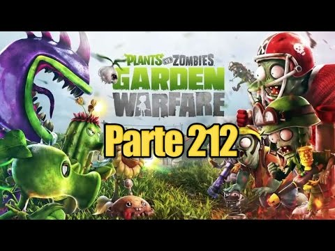 Plants vs Zombies Garden Warfare - Parte 212 Este Mapa No Sale Nunca - Español