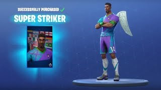 Fortnite *WORLD CUP SKINS!* (New Skins Preview) Item Shop - 15/06/2018