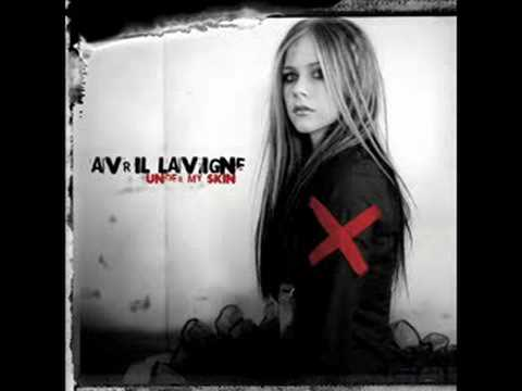 Avril Lavigne-Under My Skin-He Wasn't