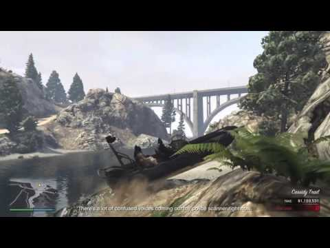 Nobull99 snatches failure from the jaws of success - GTA Online The Pacific Standard Job