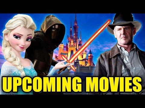 Upcoming DISNEY Movies 2018 - 2020!