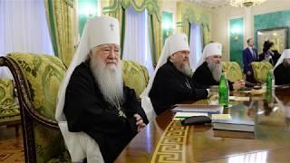 РПЦ розірвала зв'язки з Константинополем: скандальна заява Синоду в Мінську