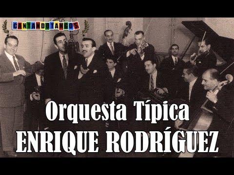 ENRIQUE RODRIGUEZ - ARMANDO MORENO - LLORAR POR UNA MUJER - TANGO - 1941