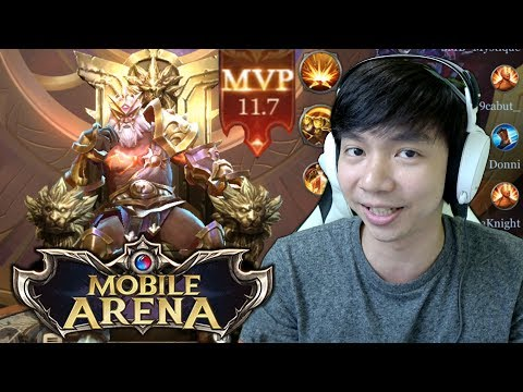 Game Moba Baru Nich!!! - Mobile Arena / Arena of Valor - Indonesia