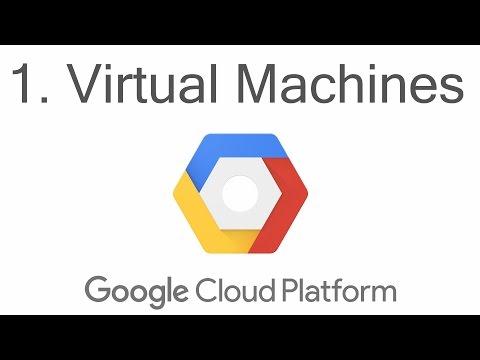 Intro and creating a virtual machine - Google Cloud Python Tutorials p.1