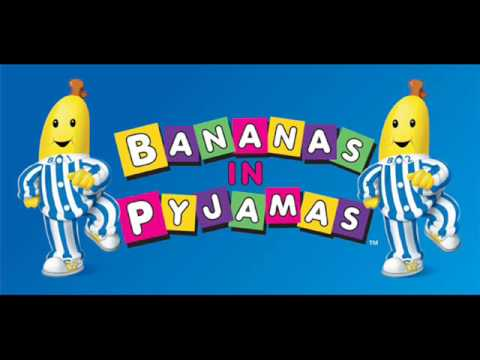 Bananas in pyjamas (intro Deutsch)