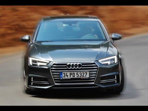 Test - Audi A4 (2016)