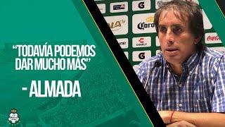 embeded bvideo Rueda de Prensa: DT Guillermo Almada - 14 de Agosto