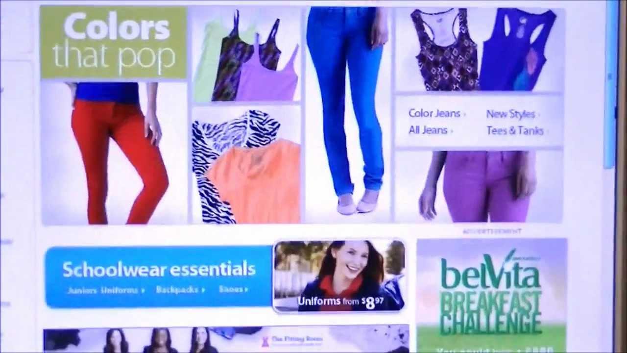 Www.walmart online shopping