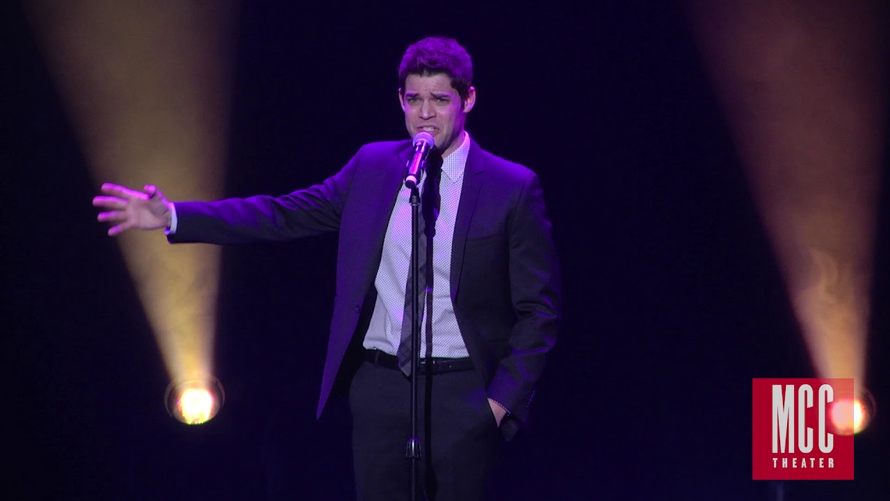 "Jeremy Jordan (""Supergirl"") performs ""She Used to Be Mine"" from WAITRESS"