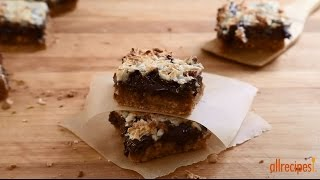 Gluten-free Cookies - How To Make Magic Cookie Bars