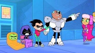 "Teen Titans Go! - ""Black Friday"" (clip 1)"