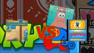 Cover images Candys0n vs Proborderlandsgamer: Bloons TD Battles Collab!