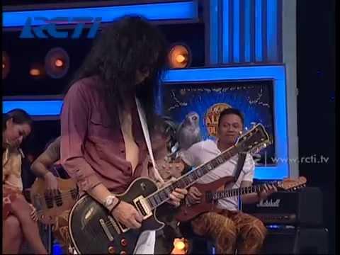 John Paul Ivan Feat Andre Taulany - Still Got The Blues - Bukan Talent Biasa 02 Juni 2014